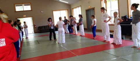 Judo BC Girls Summer Camp